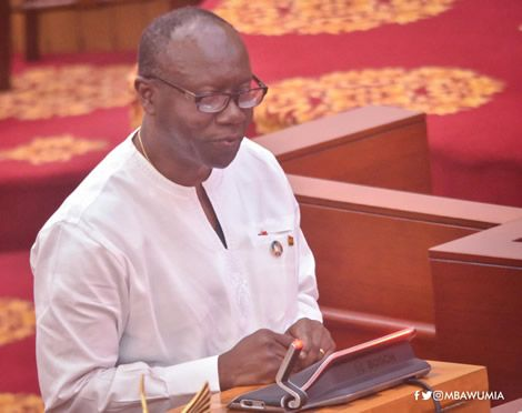 Govt-Asks-Parliament-For-GH¢62-Billion-In-2018